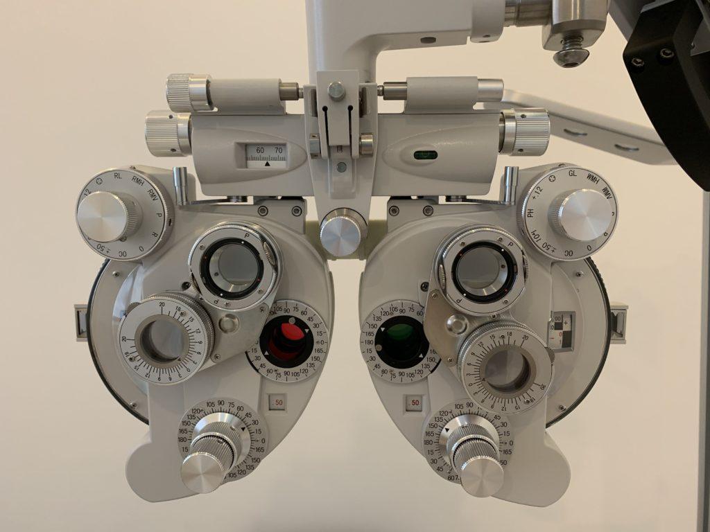 Badanie wzroku Zamość